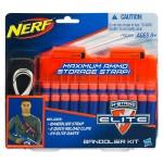 Патронташ Nerf Elite с 2 магазинами и 24 стрелами