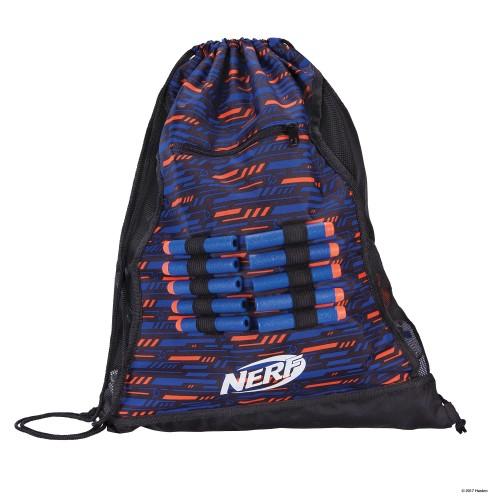Рюкзак-мешок Nerf для бластеров и стрел
