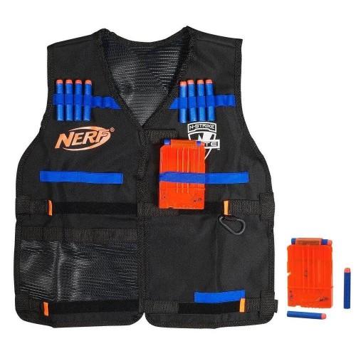 Жилет агента Nerf с магазинами и стрелами
