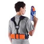 Регулируемый жилет Nerf для стрел и обойм