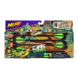 Набор дротиков Nerf Zombie Strike 4 шт.
