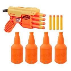 Набор с мишенями и бластером Nerf Alpha Strike Fang QS-4