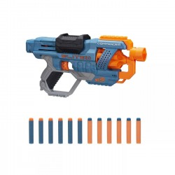 Бластер Nerf Elite 2.0 Commander RC-6