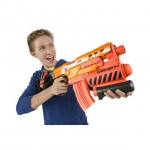 Бластер Nerf Elite Demolisher 2-в-1