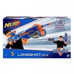Бластер Nerf N-Strike Longshot CS-6