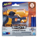 Бластер Nerf MicroShots Elite Firestrike