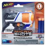 Бластер Nerf MicroShots Elite Strongarm