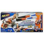 Бластер Nerf Elite Rhino-Fire