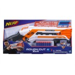 Бластер Nerf Elite Rough Cut 2X4