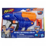 Бластер Nerf Elite ShellStrike DS-6