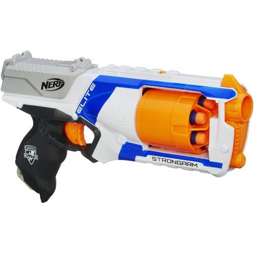 Бластер Nerf Elite Strongarm