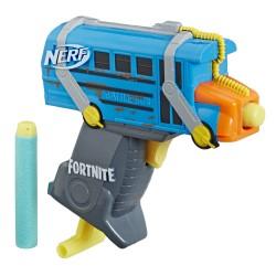 Бластер Nerf Fortnite MicroShots Battle Bus