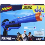 Бластер Nerf Fortnite SP-R и мишени-ламы