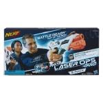 Набор лазерных бластеров Nerf Laser Ops AlphaPoint 2 шт.