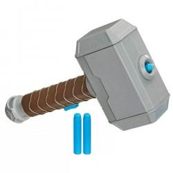 Бластер-молот Nerf Marvel Thor Hammer Strike