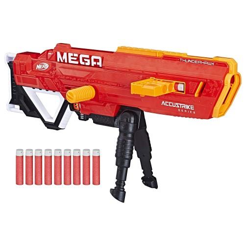 Бластер Nerf Mega AccuStrike Thunderhawk