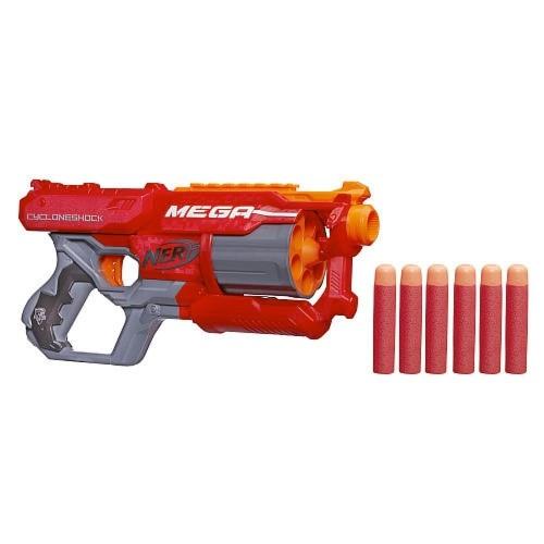 Бластер Nerf Mega CycloneShock