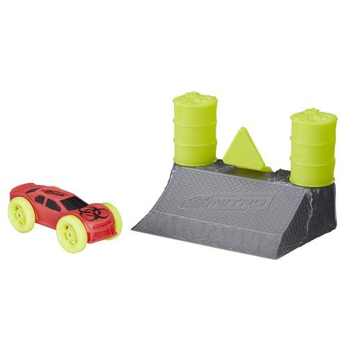 Машинка с препятствием Nerf Nitro BarrelSlam