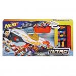 Игровой набор Nerf Nitro DoubleClutch Inferno