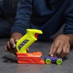 Пусковое устройство Nerf Nitro ThrottleShot Blitz Green