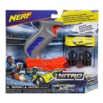 Пусковое устройство Nerf Nitro ThrottleShot Blitz Grey
