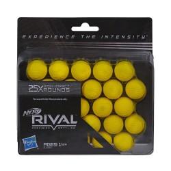 Набор шариков Nerf Rival 25 шт