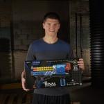 Бластер Nerf Rival Artemis XVII-3000 Blue