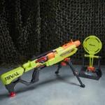 Бластер Nerf Rival Jupiter XIX-1000 с мишенью