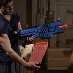 Бластер Nerf Rival Khaos MXVI-4000 Blue