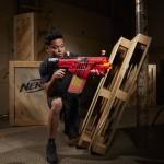 Бластер Nerf Rival Khaos MXVI-4000 Red