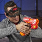 Бластер Nerf Rival Knockout XX-100 Red