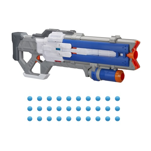 Бластер Nerf Rival Overwatch Soldier 76, Эко-упаковка