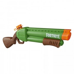 Водный бластер Nerf Super Soaker Fortnite Pump SG