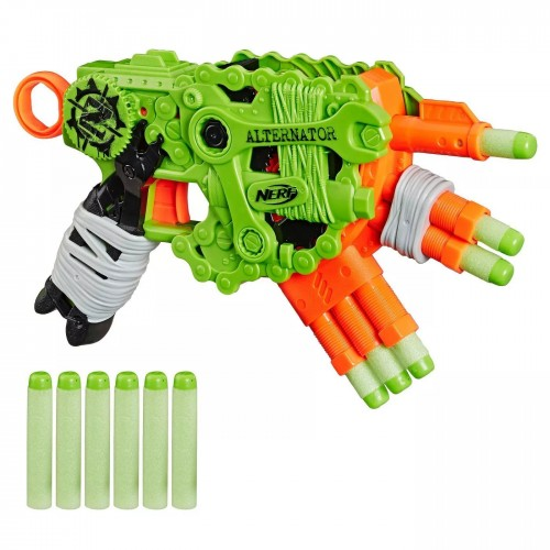 Бластер Nerf Zombie Strike Alternator