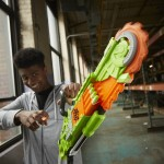Бластер Nerf Zombie Strike Brainsaw