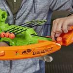 Бластер Nerf Zombie Strike Dreadbolt