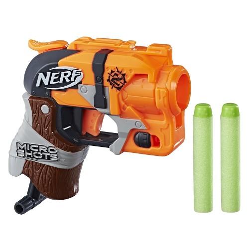 Бластер Nerf MicroShots Hammershot (Zombie Strike)