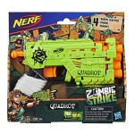 Бластер Nerf Zombie Strike Quadrot