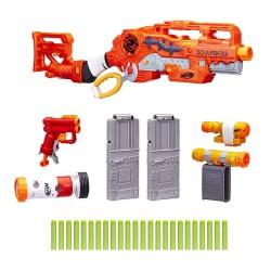 Бластер Nerf Zombie Strike Survival System Scravenger