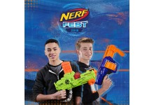 NERF FEST 2018: Nerf или ничего!