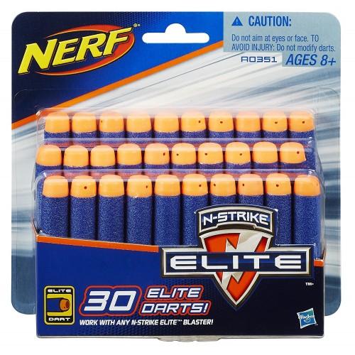 Набор стрел Nerf Elite 30 шт