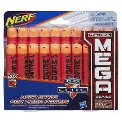 Набор стрел Nerf Mega 20 шт.
