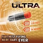 Набор стрел Nerf Ultra 20 шт.