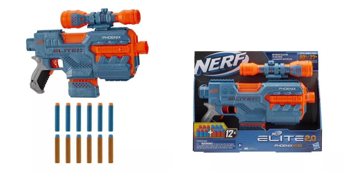 Nerf Phoenix CS-6