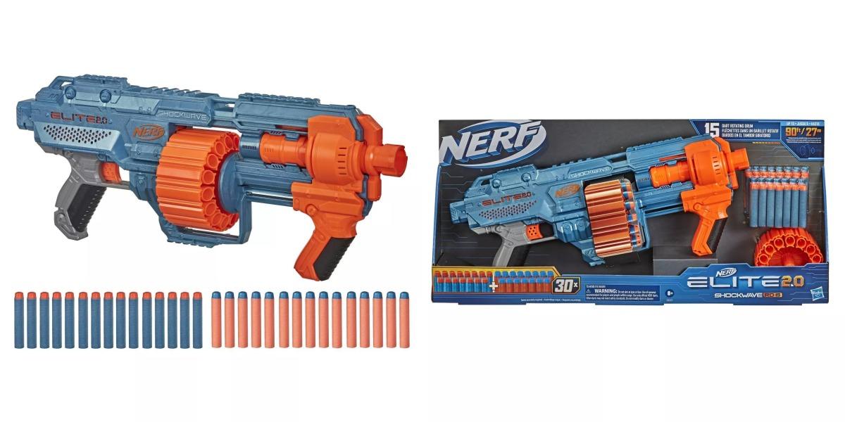 Nerf Shockwave RD-15