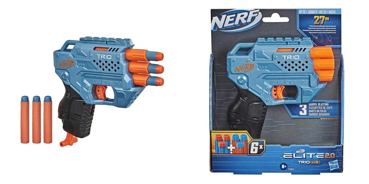 Nerf Trio TD-3