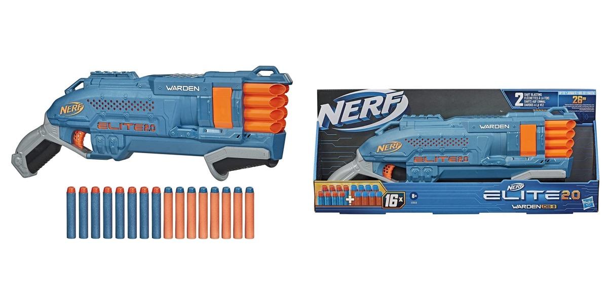 Nerf Warden DB-8