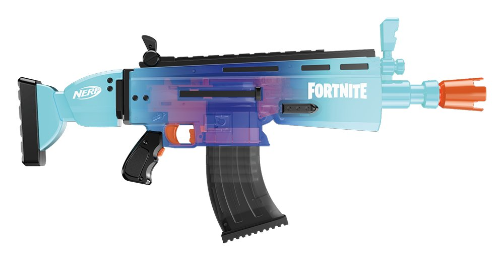 Бластер Nerf Fortnite AR-Rippley