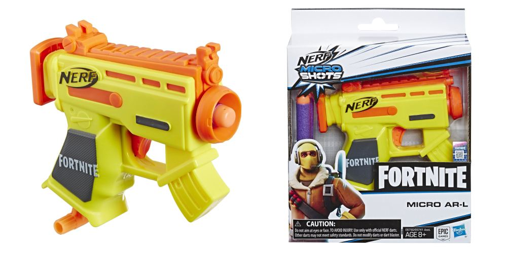 Nerf Fortnite Micro AR-L