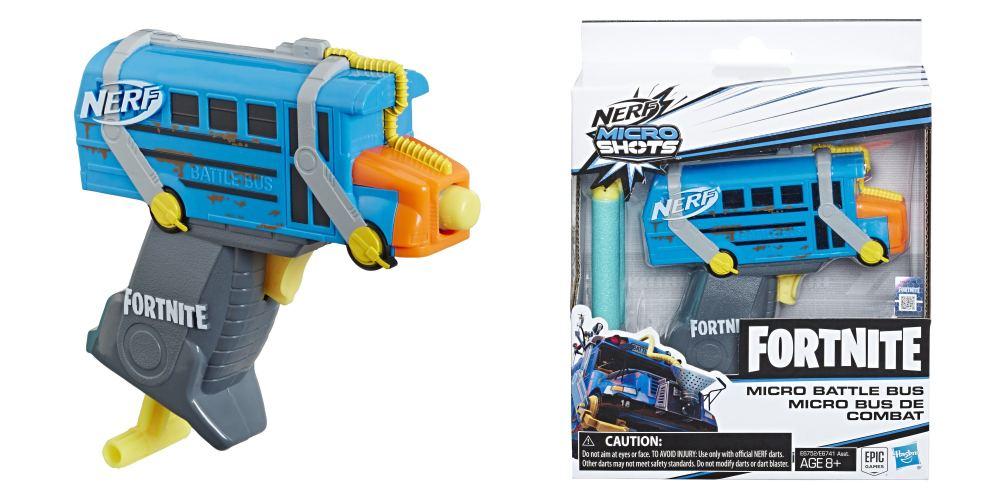 Nerf Fortnite Micro Battle Bus